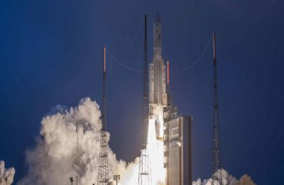 GSAT-31, India's 'high power' satellite, successfully launched