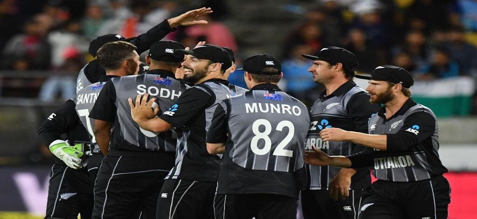 New Zealand continued their winning run against India in Twenty20 Internationals at home. (Image credit: Twitter)