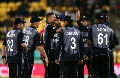 India vs New Zealand 1st T20I highlights: Hosts secure big win, thrash Rohit Sharma's side by 80 runs