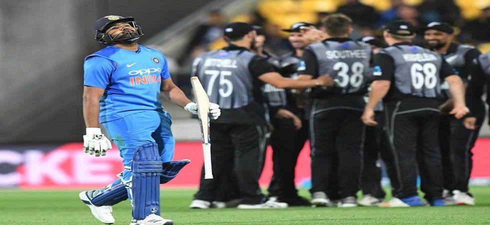 The Indian cricket team suffered an 80-run loss against New Zealand, which is their worst in Twenty20 Internationals. (Image credit: Twitter)