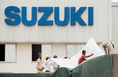 Suzuki operating income falls 33 per cent in Q3 on sluggish India sales