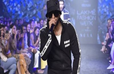 Ranveer Singh APOLOGISES after his crowd surfing act leaves people injured
