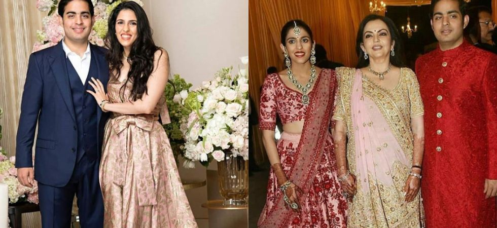Ambani wedding 2.0: Akash Ambani to marry Shloka Mehta on March 9./ Image: Instagram