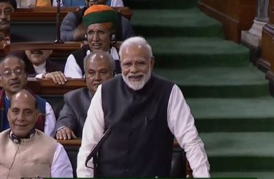 From BC to AD, Mahagathbandhan to Mahamilawat, Dynasty to Sultanate: PM Modi's unstoppable attack hits opposition