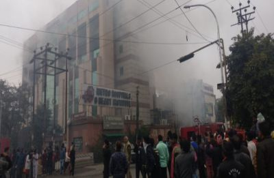 Noida hospital didn't have fire licence from over five months: Chief fire officer