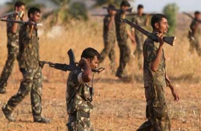 Chhattisgarh: 10 Maoists killed in encounter with security forces in Bijapur