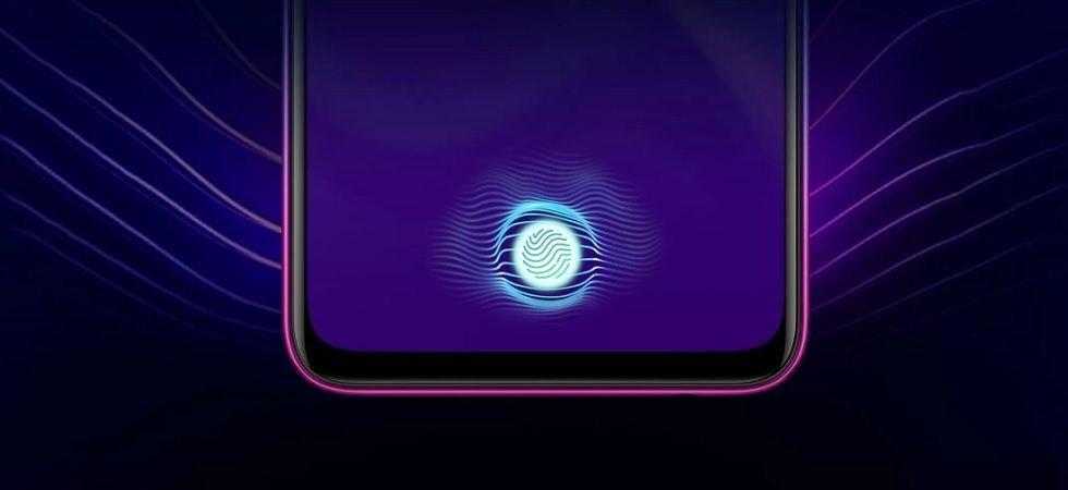 Oppo K1 with 'In-Display' fingerprint sensor launched in India (Image Credit: Flipkart website)