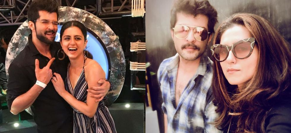 idhi Dogra and Raqesh Bapat announce separation after 7 years of marriage./ Image: Instagram