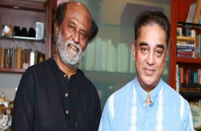 Rajinikanth personally invites Kamal Haasan for daughter Soundarya's wedding