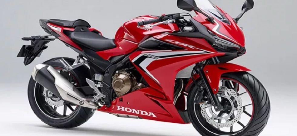 Honda CBR 400R revealed to compete with Kawasaki Ninja 400 (Twitter)
