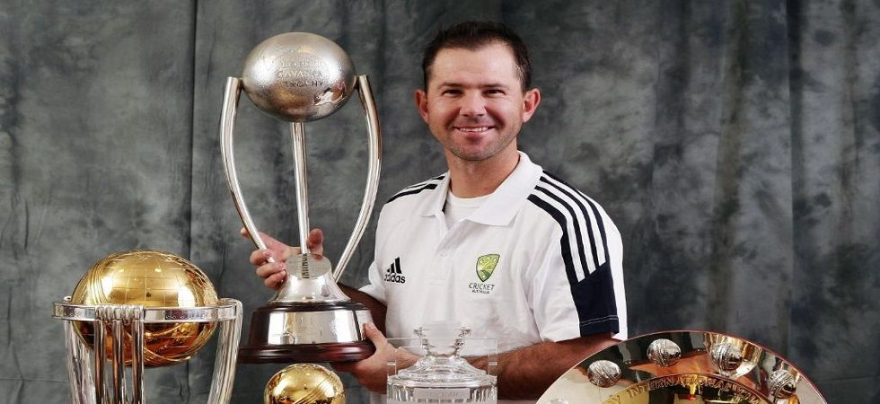 Ricky Ponting won three World Cups, including two as skipper and he has been appointed as the coach of the Australian cricket team for the 2019 ICC Cricket World Cup. (Image credit: ICC Twitter)