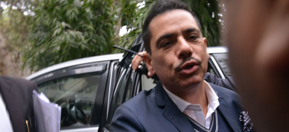 The central probe agency had questioned Robert Vadra for over 8 hours on Thursday. (Image Credit: IANS)