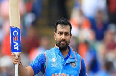 Rohit Sharma becomes leading run-getter in T20Is, smashes 100 sixes