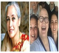 Veteran actor Nafisa Ali suffering from Cancer, shares pictures of her before surgery