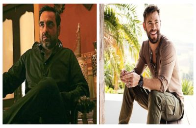 Pankaj Tripathi bags his first Hollywood film, to star alongside Chris Hemsworth