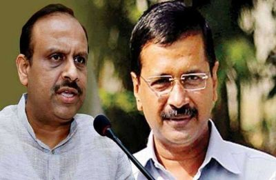 Arvind Kejriwal, Vijender Gupta in war of words over deletion of voters' names in Delhi