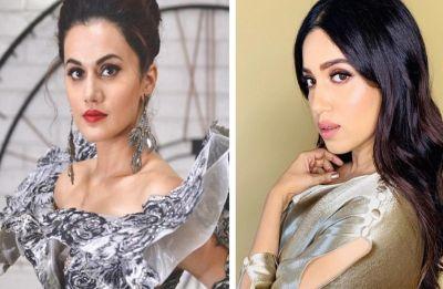 Taapsee Pannu, Bhumi Pednekar to star in 'Saand Ki Aankh'