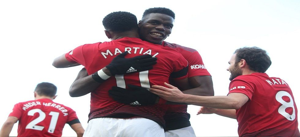 Manchester United continued their winning resurgence as they moved to fourth spot, six points behind Tottenham Hotspur. (Image credit: Paul Pogba Twitter)