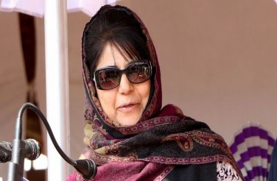 Mehbooba Mufti lauds Pakistan PM Imran Khan, hits out at Centre over Ram Temple