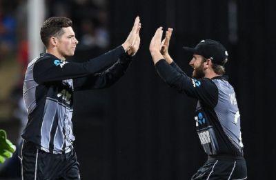 India vs New Zealand 3rd T20I highlights: Hosts win by 4 runs, clinch three-match series 2-1