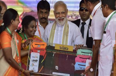 PM Kisan Yojana will ensure over Rs 7 lakh crore in bank accounts of farmers: Modi in Tamil Nadu