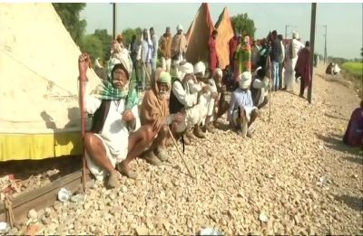 Gujjar quota stir: Protesters block tracks in Rajasthan, several trains affected
