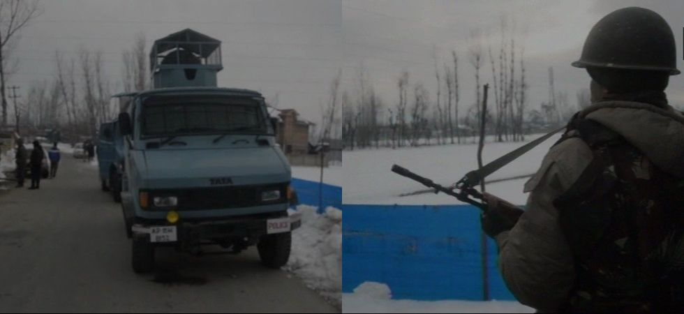 As the military was closing in on the group, the terrorists fired on the forces resulting in an encounter. (Photos: ANI)