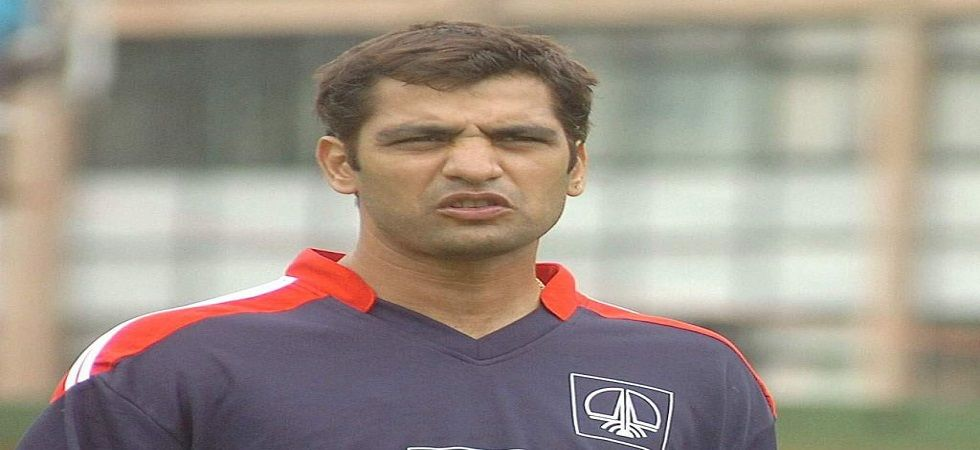 Amit Bhandari was a former India cricketer who last played for the team in 2004. (Image credit: Twitter)