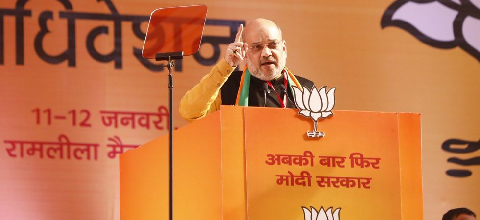 BJP President Amit Shah writes an open letter to people of Andhra Pradesh
