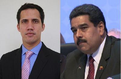 Venezuela's Guaido warns military on blocked aid