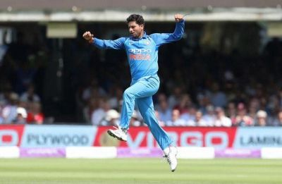 Kuldeep Yadav surges to second in ICC Twenty20 International rankings