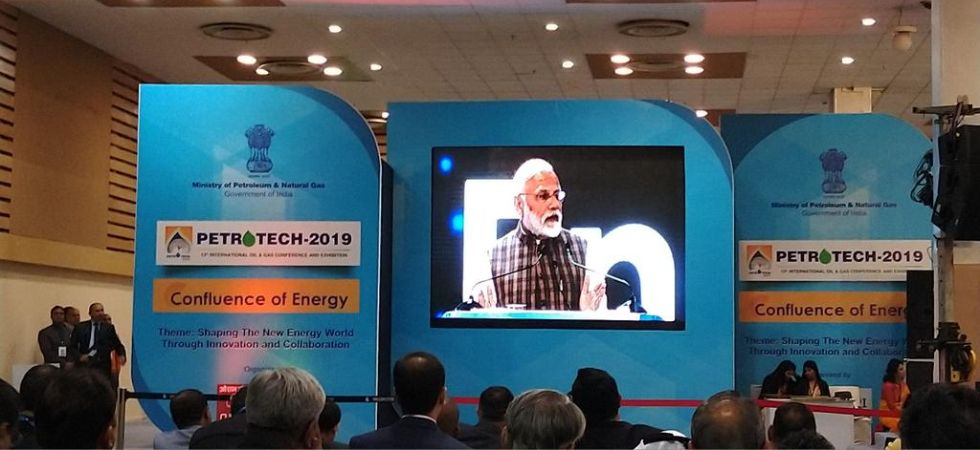 PM Modi addresses Petrotech 2019 at Greater Noida's India Expo Mart
