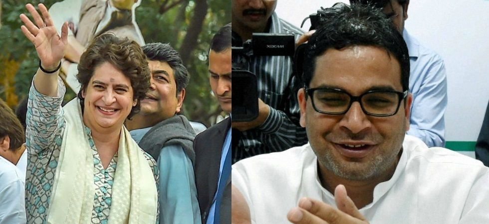 Prashant Kishor's remarks came on the day when Priyanka Gandhi made her political debut with her arrival in Lucknow.