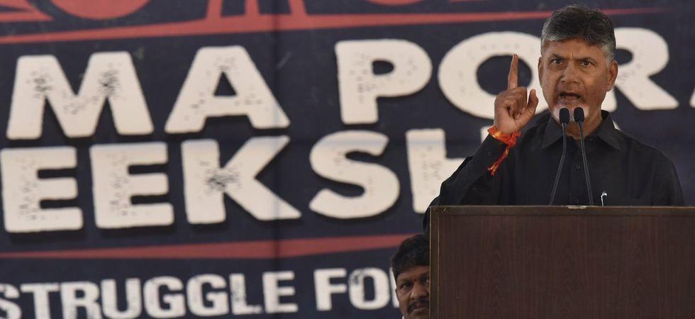 TDP chief N Chandrababu Naidu slams BJP president Amit Shah