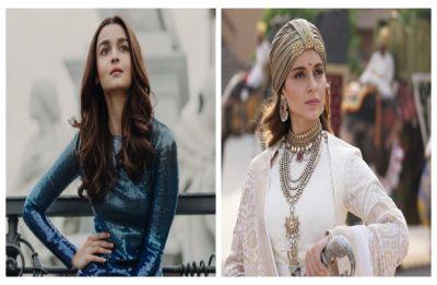 Kangana Ranaut calls Alia Bhatt, 'Karan Johar's puppet, this is how the Gully Boy star responded