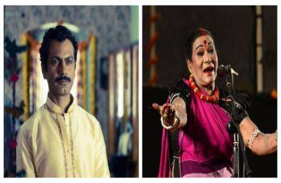 Nawazuddin Siddiqui back for another biopic, this time on folk singer Teejan Bai