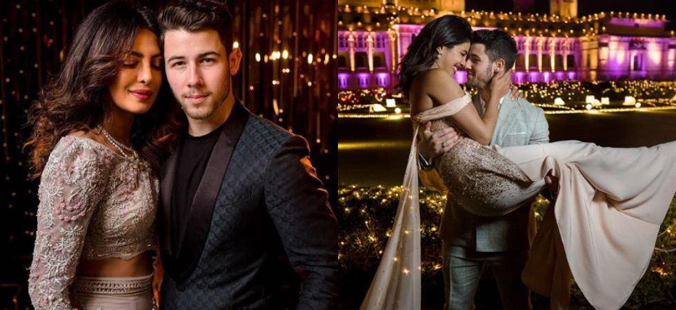 Priyanka Chopra and Nick Jonas' tied the knot in December last year./ Image: Instagram