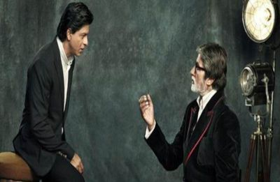 Shah Rukh Khan and Amitabh Bachchan's Twitter banter is all about 'Badla', check out
