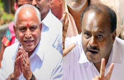 Karnataka Speaker asks HD Kumaraswamy to constitute SIT to probe Yeddyurappa audio clip
