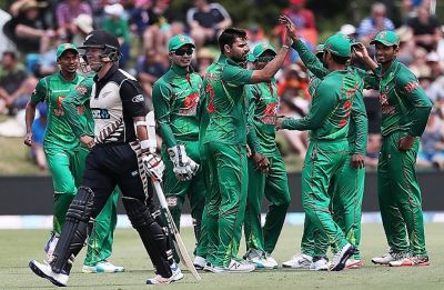 We quite like being treated as 'Underdogs', says Bangladesh head coach Steve Rhodes