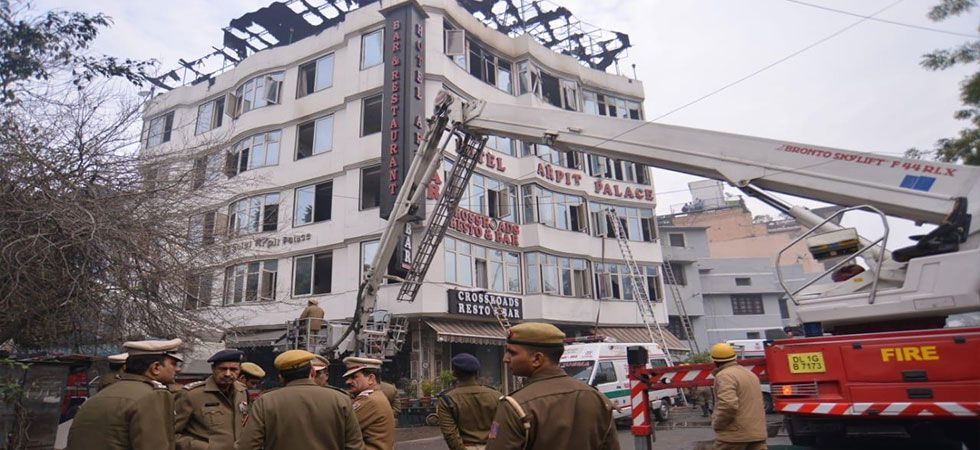 In the wake of the Karol Bagh fire incident, the Delhi Government has cancelled the fourth-anniversary celebrations. (Image Credit: IANS)