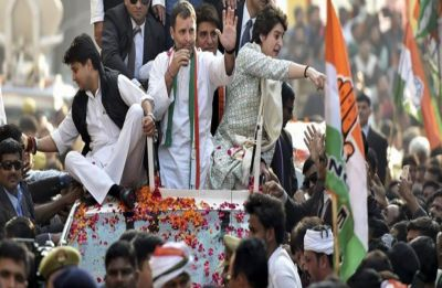 Priyanka Gandhi Vadra to take care of 41 seats in UP, Scindia to look after 39