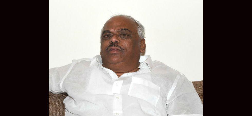Karnataka Speaker KR Ramesh Kumar