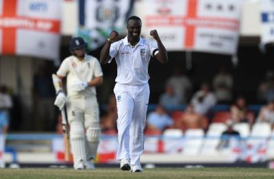 Dominant England build lead over Windies