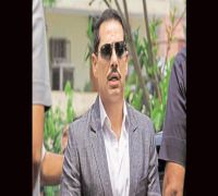 Robert Vadra questioned by ED for nine hours, to appear again on Wednesday