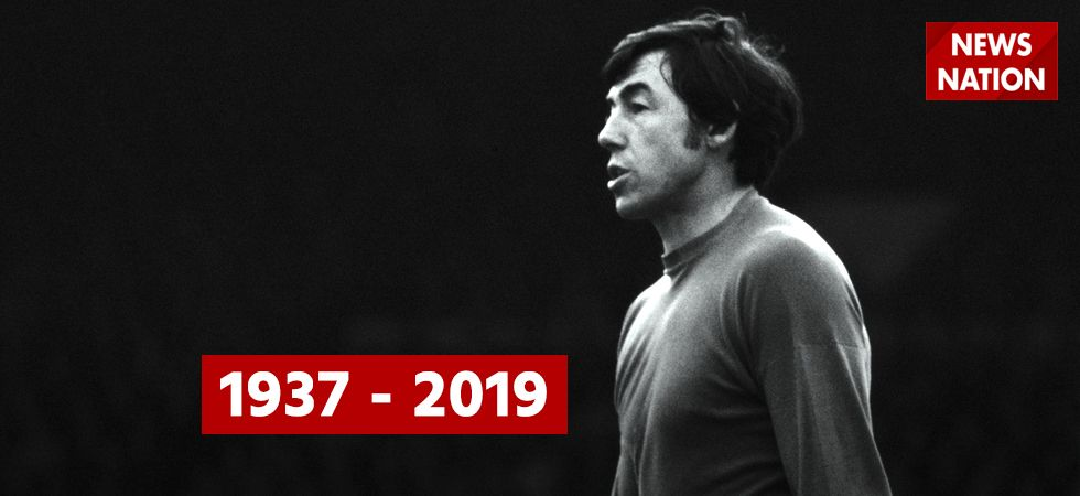 English wicketkeeper Gordon Banks died at the age of 81