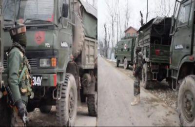 Jammu and Kashmir: Terrorist, Army jawan killed in Pulwama encounter