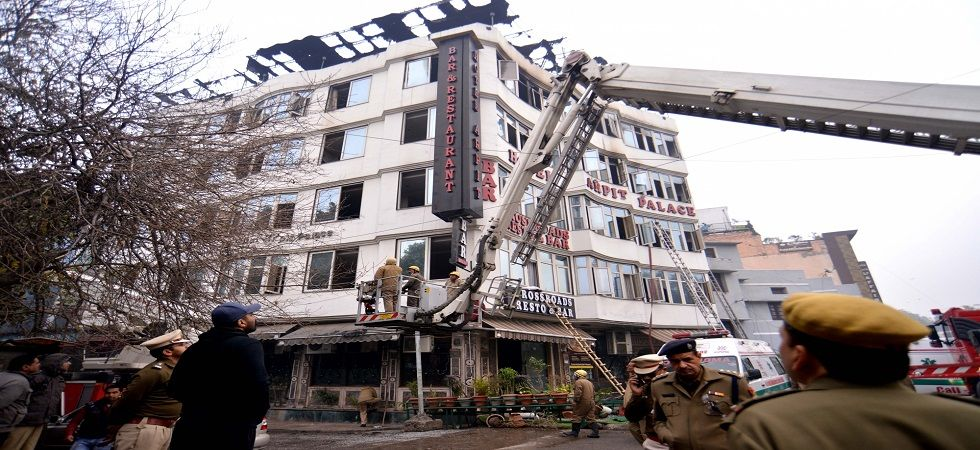 In the dead of night, there was a short circuit in the kitchen which caused a fire to break out, that quickly spread on to the other areas. (Photo: PTI)