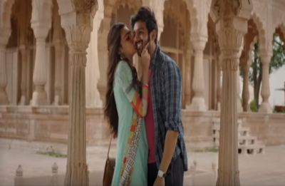 Luka Chuppi song Photo: Kartik Aaryan and Kriti Sanon's romantic track gives relationship goals