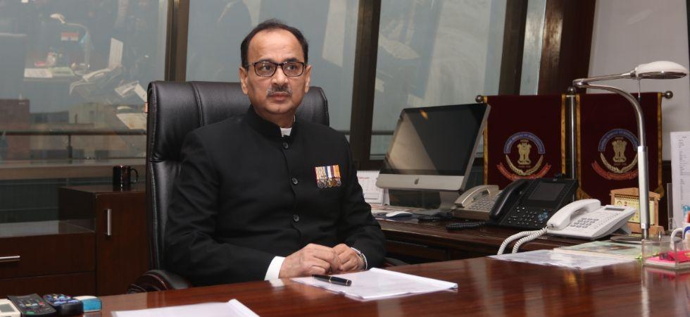 Former CBI director Alok Verma.